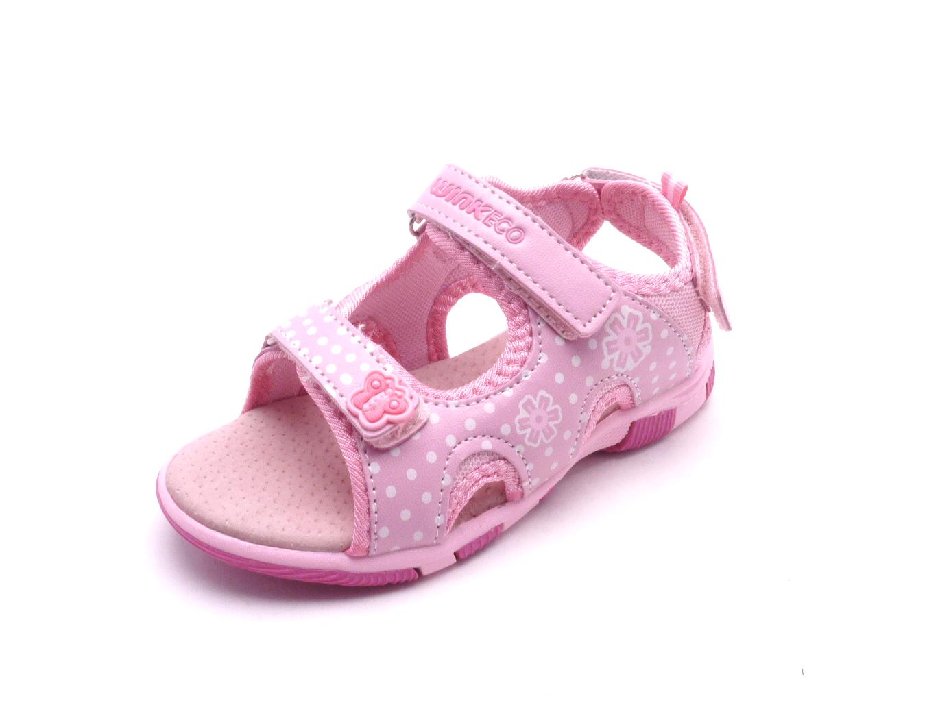 Wink Dětské sandálky pink SG81812-12-1 Velikost  27 a1e946e772b