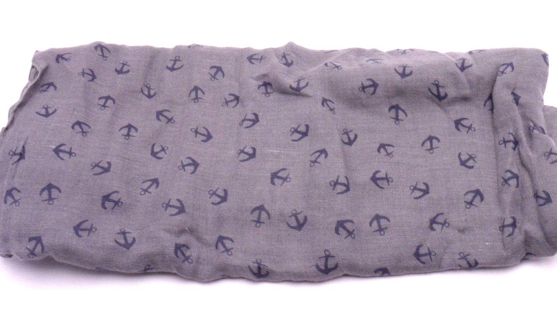 Delfin Tunel kotvičky Barva: tm. šedá