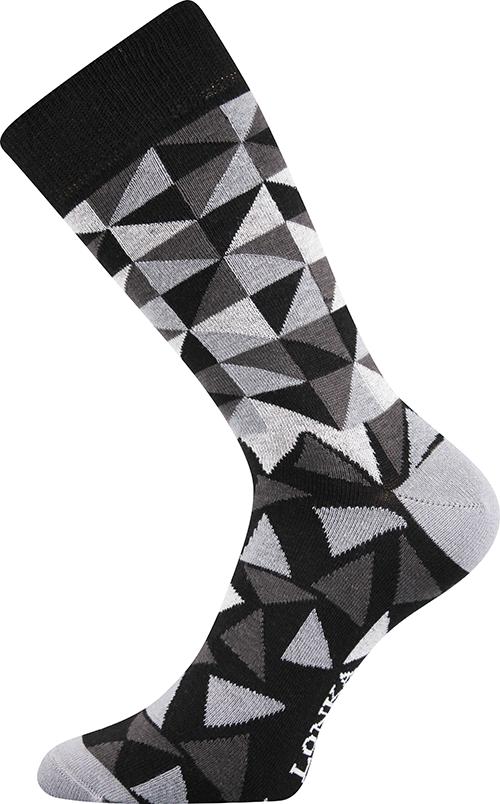 Voxx Ponožky Trojúhelníky velikost: 43-46