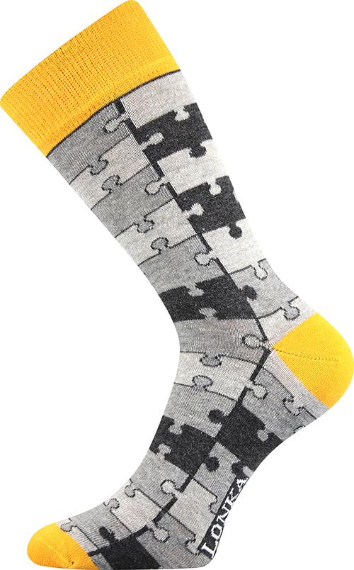 Voxx Ponožky Puzzle velikost: 43-46