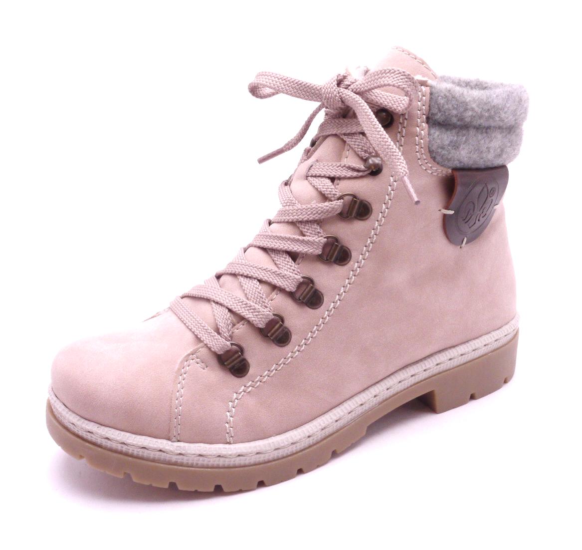 Rieker Dámská kotníková obuv ROSE Y9430-32 Velikost  38 45b0d28d8b