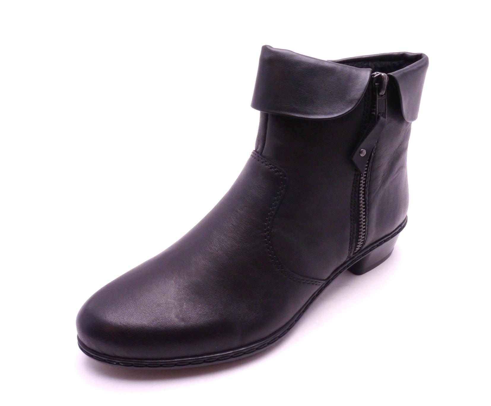 Rieker Dámská kotníčková obuv Y07A8-00 Velikost  38 153e261d83