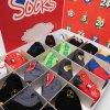 Kalendář - 12 párů ponožek - pánský