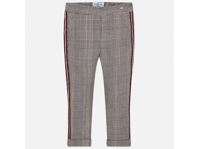 Kostkované kalhoty Mayoral