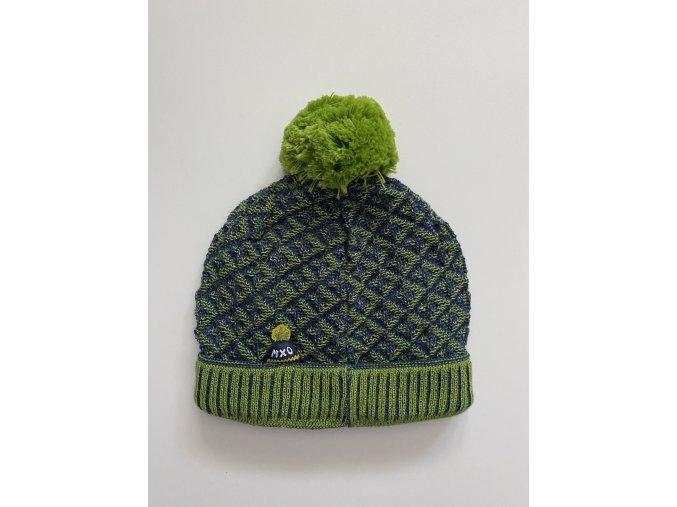 Zelená čepice Maximo