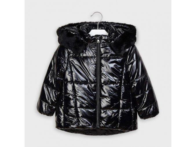 Černá Metalická bunda Mayoral
