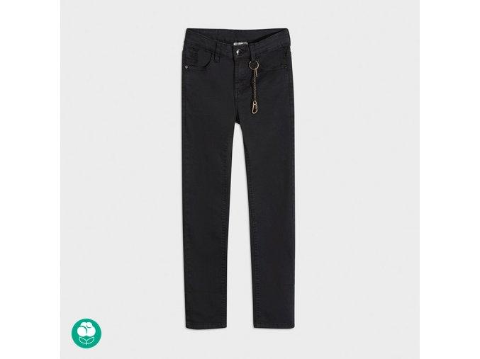 Černé kalhoty Nukutavake SKINNY
