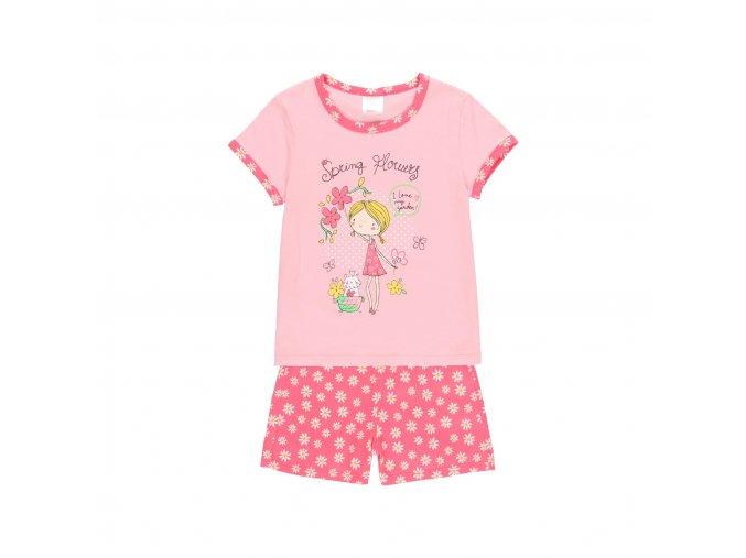 Dívčí pyžamo Boboli