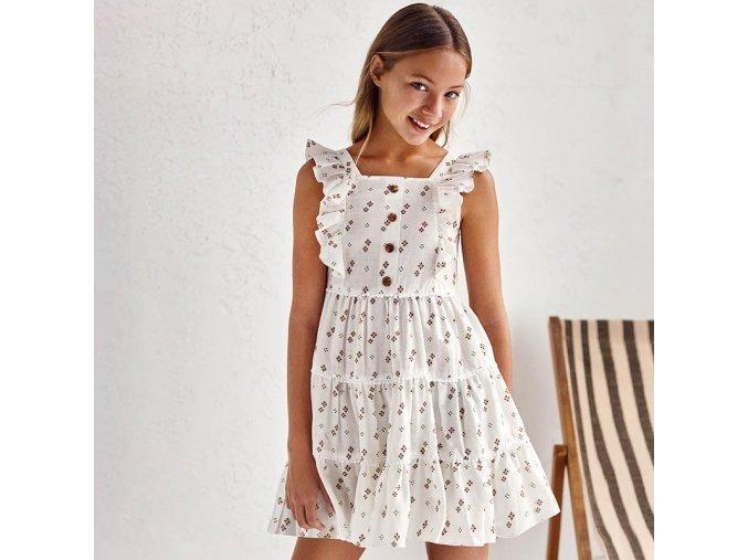 Romantické šaty Mayoral