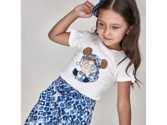 Tričko holčička Mayoral