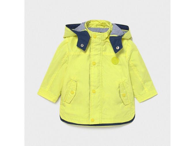 Žlutá jarní bunda Mayoral