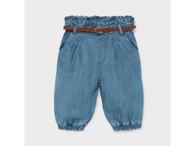 Letní kalhoty s páskem Mayoral