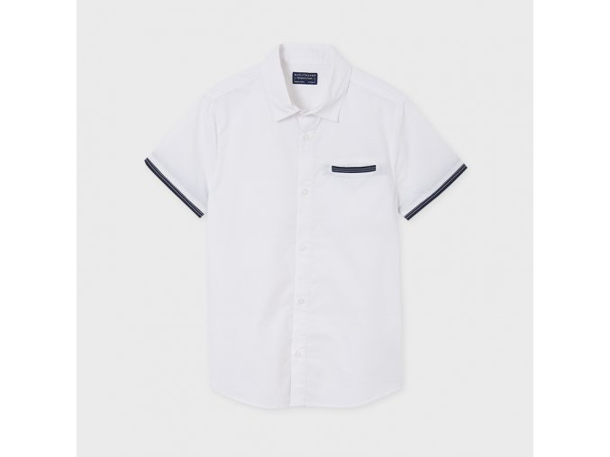 Bílá košile Nukutavake