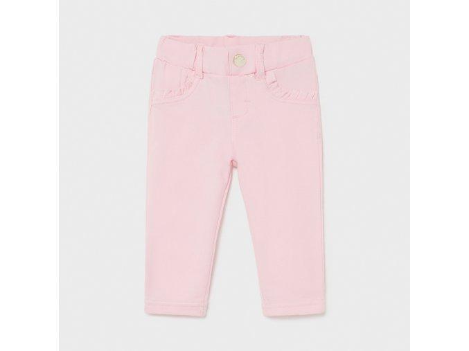 Růžové kalhoty Mayoral