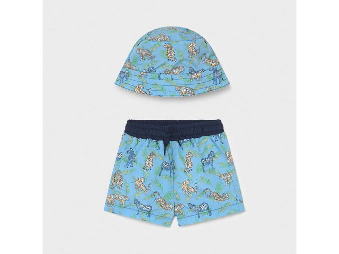 Plavky s kloboukem Mayoral