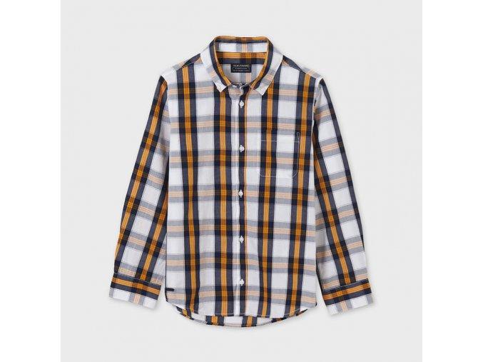 Kostkovaná košile Nukutavake