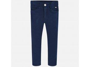Modré kalhoty Mayoral