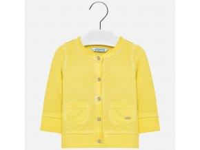 Žlutý svetr Mayoral