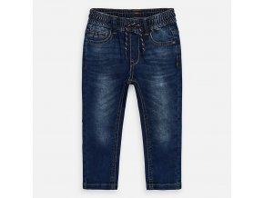 Klučičí džínové kalhoty do gumy Mayoral