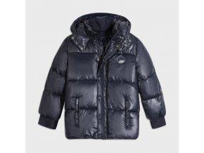 Modrá zimní bunda Nukutavake