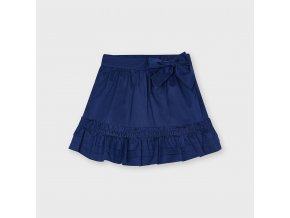 Modrá sukně Mayoral