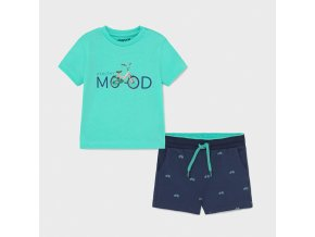 print knit shorts set for baby boy id 21 01673 055 800 4