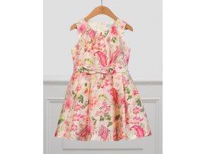 Květinové šaty Abel Lula