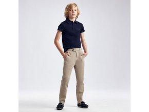 Béžové kalhoty Nukutavake