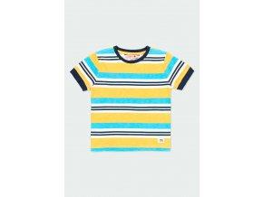 Pruhované triko Boboli
