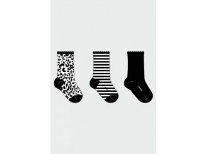 Sada třech párů ponožek Boboli