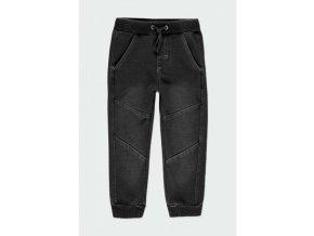 Černé pohodlné kalhoty Boboli