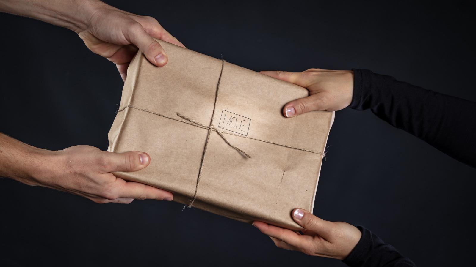 Balík+ruce