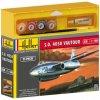 Heller S.O. 4050 VAUTOUR model set 1:100 49030