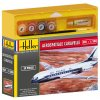 Heller AEROSPATIALE CARAVELLE model set 1:200 49074