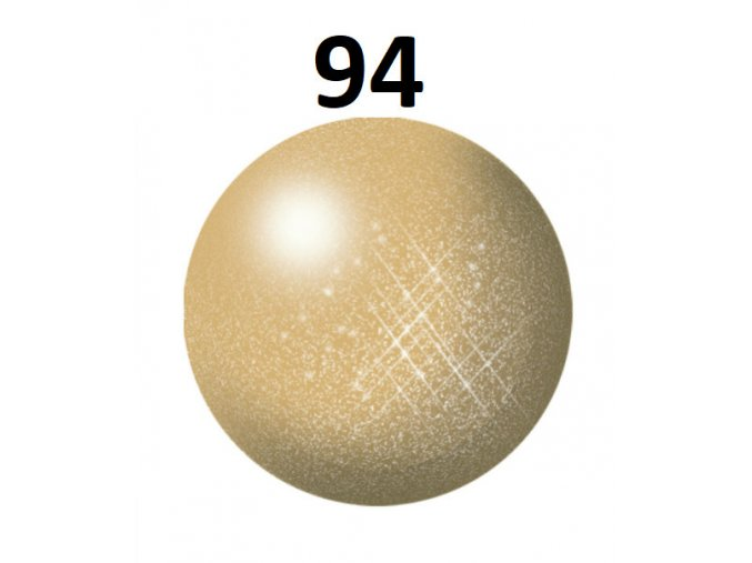 Revell barva (94) akrylová nebo emailová (gold metallic)