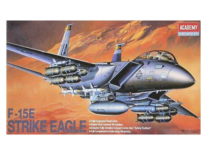 Academy letadlo F-15E 1:72 12478