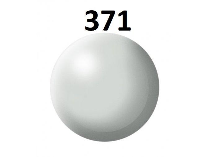 Revell barva (371) akrylová nebo emailová (light grey silk)