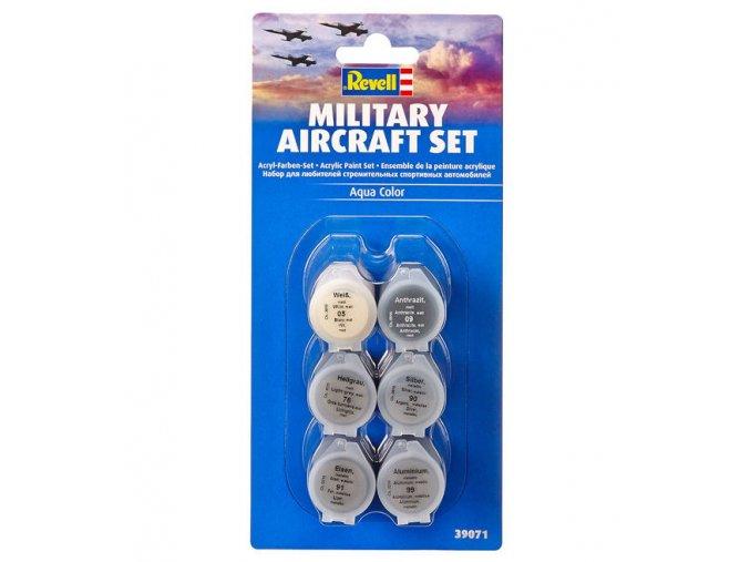 Revell  Aqua Color - Military Aircraft Set 39071