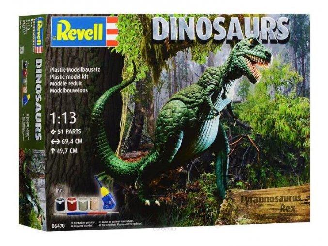 Revell Tyrannosaurus Rex 1:13 06470