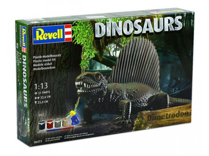 Revell Dimetrodon 1:13 06473