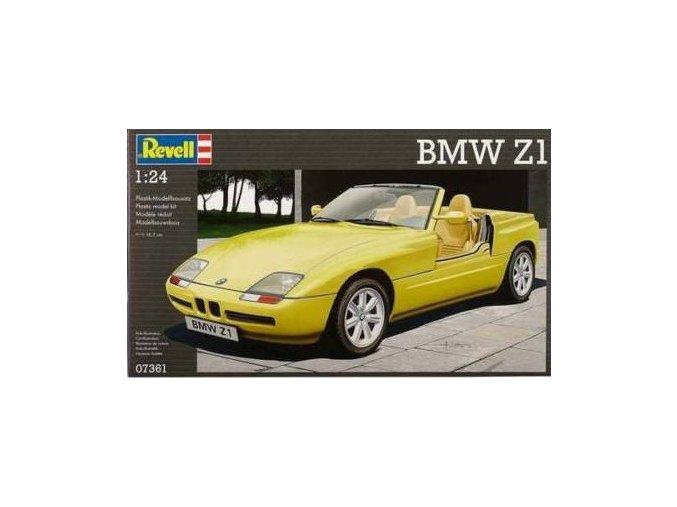 Revell auto BMW Z1 1:24 07361