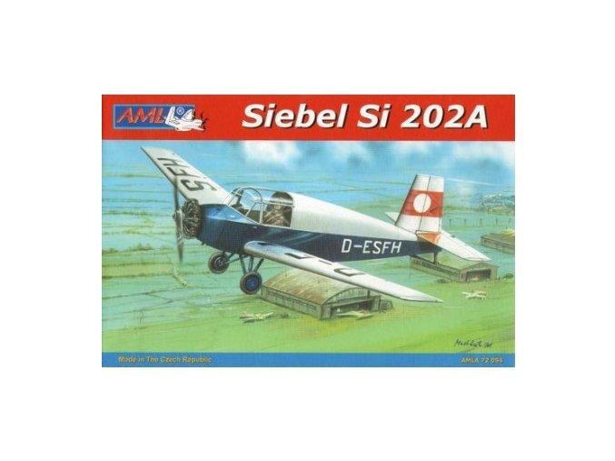 AML Siebel Si 202A 1:72 72054