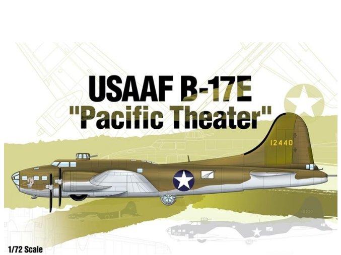 Academy letadlo B-17E Pacific Theater 1:72 12533