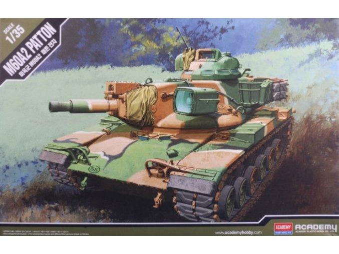 Academy tank U.S. ARMY M60A2 PATTON 1:35 13296
