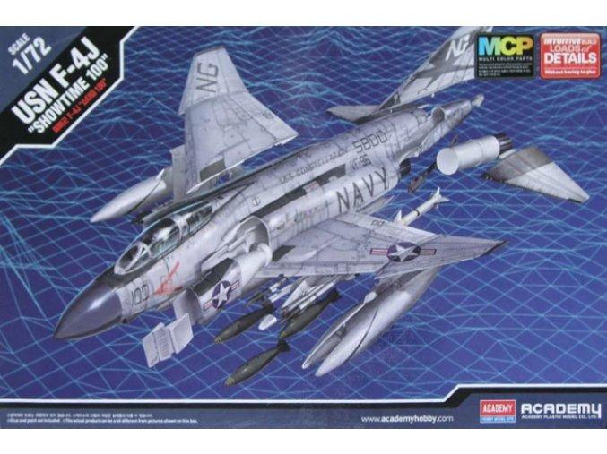 Academy letadlo USN F-4J VF-96 1:72 12515