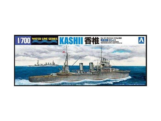 Aoshima Kashii 1:700 045435