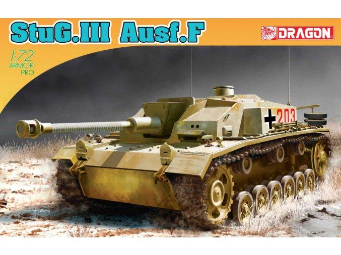 Dragon StuG.III Ausf.F 1:72 7286