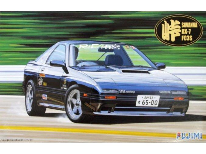 Fujimi Mazda RX-7 Savanna FC3S 1:24 045986
