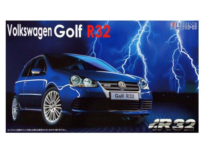 Fujimi VOLKSWAGEN Golf R32 1:24 123288