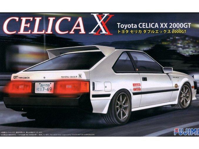 Fujimi TOYOTA Celica 2000 GT Coupe 1:24 045962